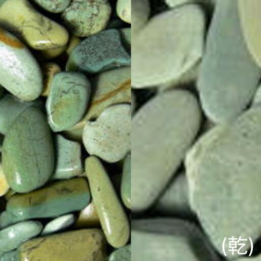 洋風砂利 グリーンストーン(15kg)(5袋セット)マツモト産業 [個人宅宅配不可]