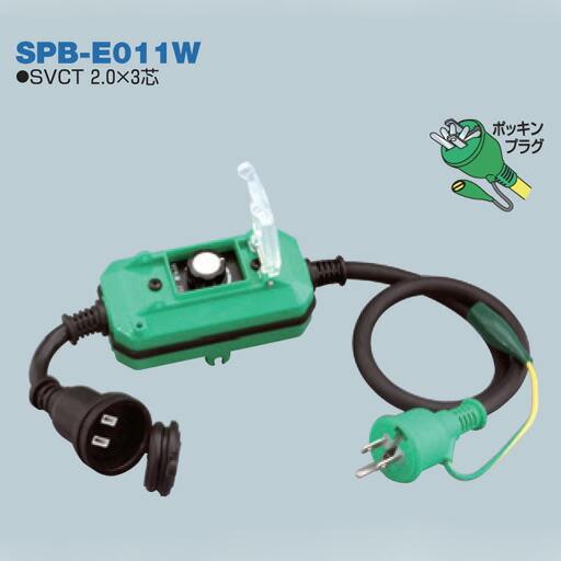 電工ドラム スピードコントロールリール 100Vスピードコントローラ―(屋内型)SPB-E011W 0.9m ボックスタイプ アース付日動工業 [送料無料]