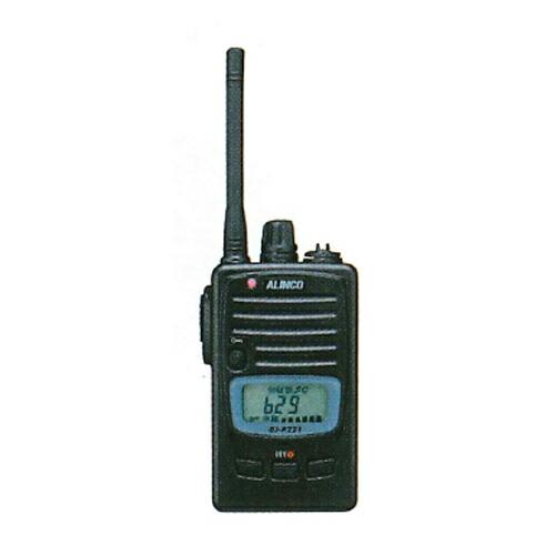 【送料無料】特定小電力トランシーバー DJ-P221 本体(ミドルアンテナ) DJ-P221M アルインコ