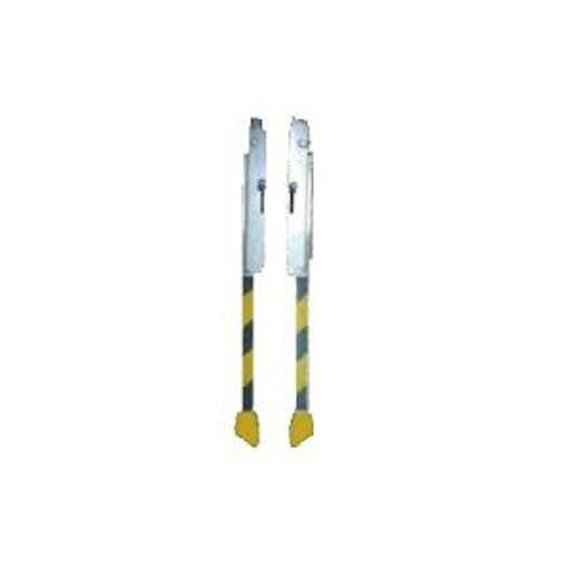 【送料無料】脚立用転倒防止装置 セーフティライダー 3kg セーフティライダー ジー・システム