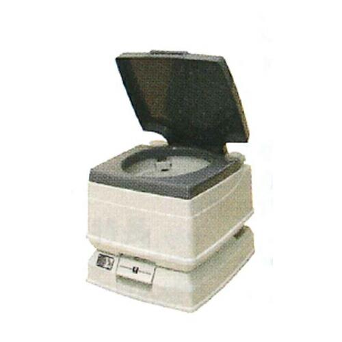 ポータブル水洗トイレ 8L P-8L [送料無料]
