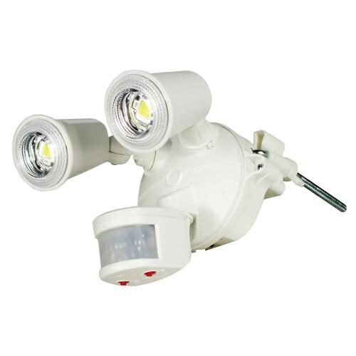 LEDセンサーライト クラブアイ20W SLS-CE20W-2P 日動工業 [送料無料]