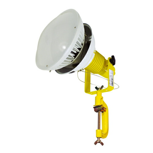 【送料無料】LED安全投光器90W E付10M 電球色 屋内型 ATL-E9010-S 日動工業