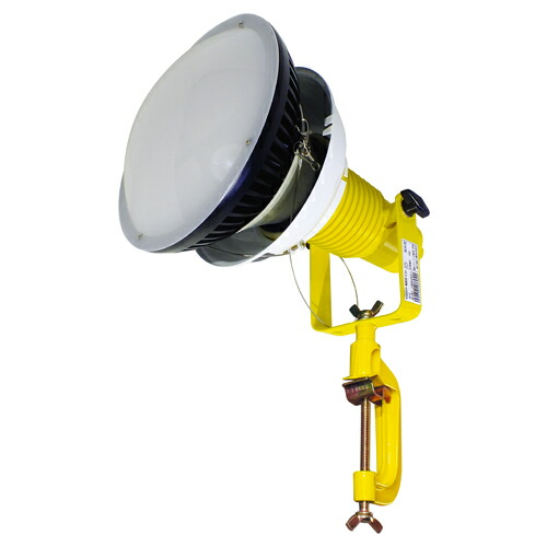 LED安全投光器90W電球色 E付10M 屋内型 ATL-E9010-S-200V 日動工業 [送料無料]