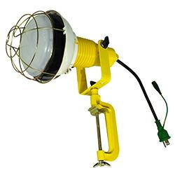 【送料無料】LED安全投光器 50W ATL-E5000-3000K アース付 0.3m 電球色 日動工業