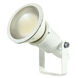 エコビックLED投光器14W ATL-E14-W-5000K 昼白色 本体白 日動工業 [送料無料]
