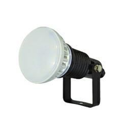 【送料無料】LED安全投光器25W常設用 昼白色 黒 ATL-E25-BK-50K 日動工業