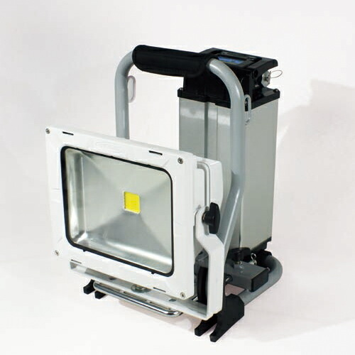 【送料無料】バッテリーLEDライト 30W LED30-LIFE-1L1B 日動工業