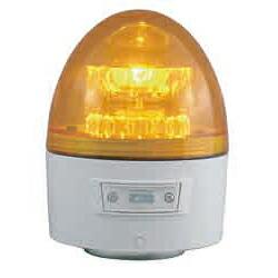 【送料無料】ニコカプセル VL11B-003AY 黄 常時点灯 電池別売 日動工業