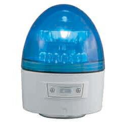 【送料無料】ニコカプセル VL11B-003BB 青 夜間自動点灯 電池別売 日動工業
