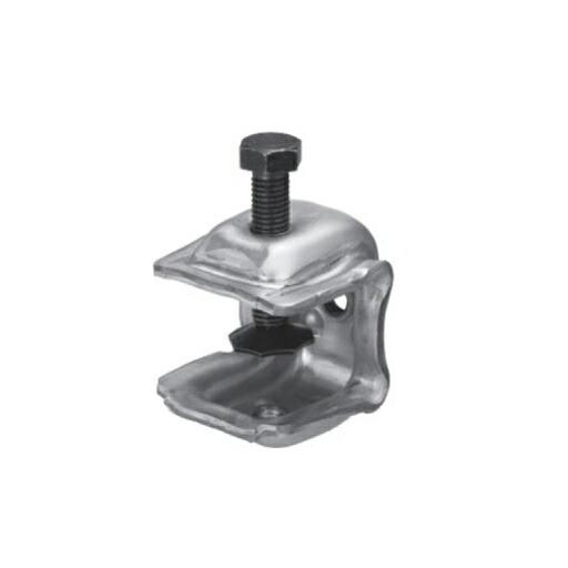 KSコ型クランプ部品 KSコ型(押しボルト付) 1304011 (25個入) 国元商会[建築金物] [送料無料]