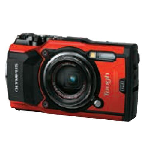 デジタルカメラTG-5TOUGH レッド TG-5 オリンパス