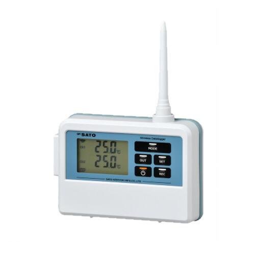 無線温度・温湿度ロガー SK-L700Rシリーズ 無線温度ロガー 子機 SK-L700R-T 佐藤計量器 [送料無料]