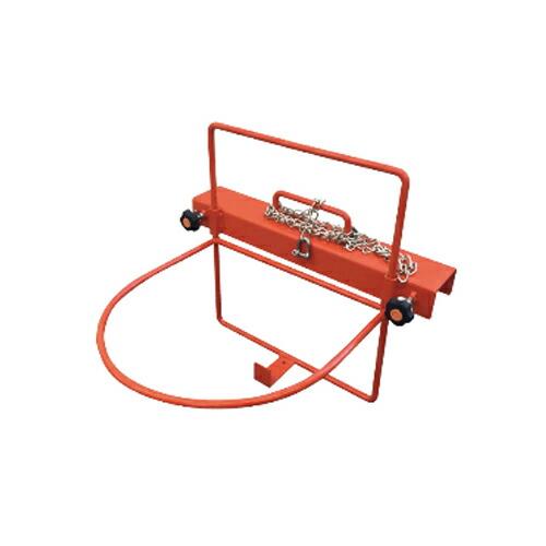 簡単設置 ガッチリ固定で安心 安全の 荷台アオリ固定用 Seasonal 完売 Wrap入荷 ガスボンベホルダー