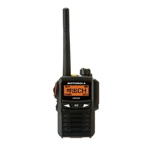 携帯型デジタルトランシーバー GDR4200 モトローラ [送料無料]