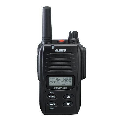 携帯型デジタルトランシーバー 登録局 1W DJ-DP10A アルインコ [送料無料]