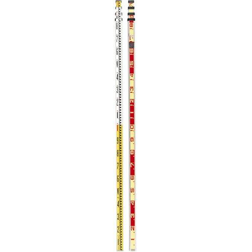 アルミスタッフ 7m4段 SKT-74R 大平産業 [送料無料] [個人宅宅配不可]