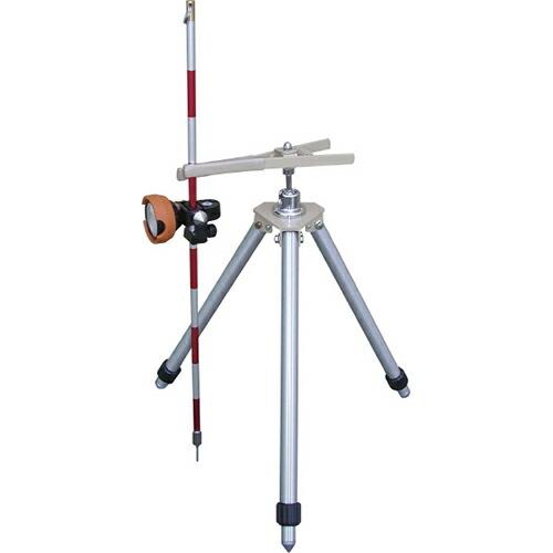 【送料無料】プチスタンドII 脚長450~750mm 約1.3kg PTS-4575 大平産業