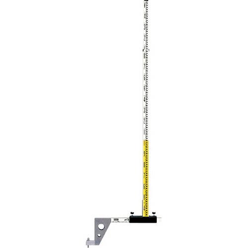 マンホールスケール Kタイプ 3.5m2段 MHS-3S 大平産業 [個人宅宅配不可]