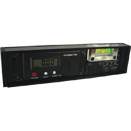 【送料無料】デジタル水平器 230mm DI-230M