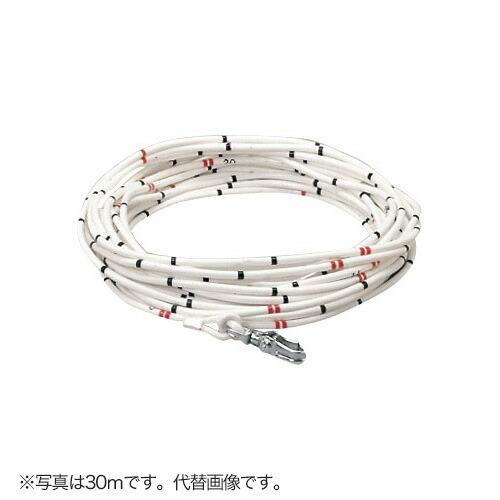 サンロープ(レッド用:φ7mm) 50m/10cm目盛 SR7-501 [送料無料]