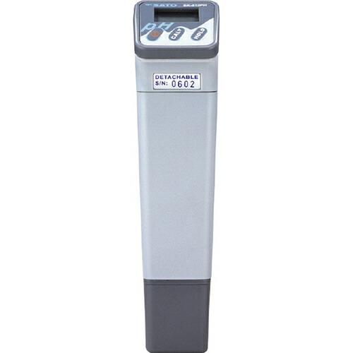 ペンタイプpH計 pH/温度 SK-610PHII [送料無料]