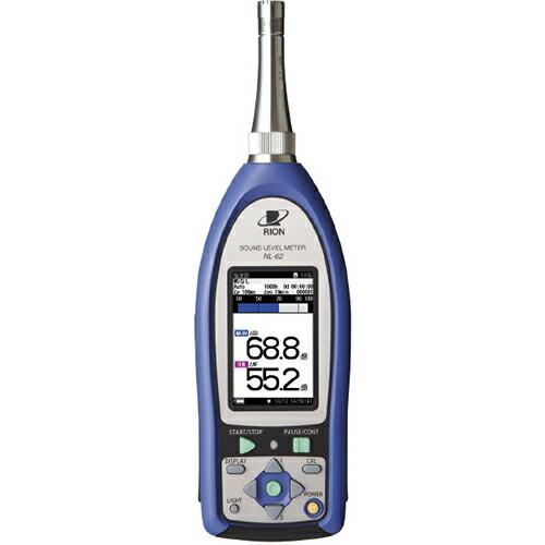 騒音計 検定付 クラス1 NL-62K リオン