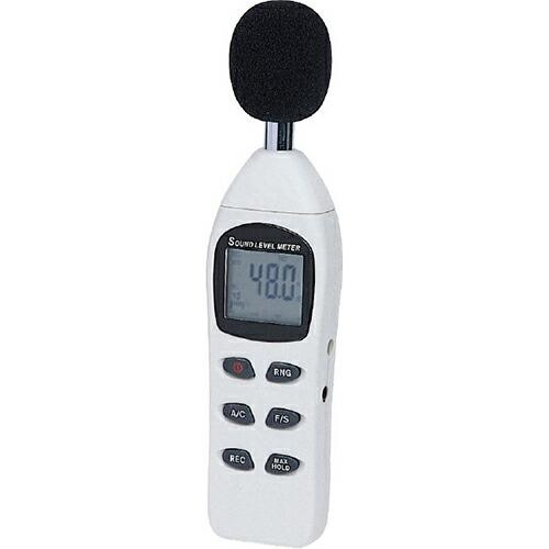 【送料無料】デジタル騒音計 ハンディタイプ SL-1320