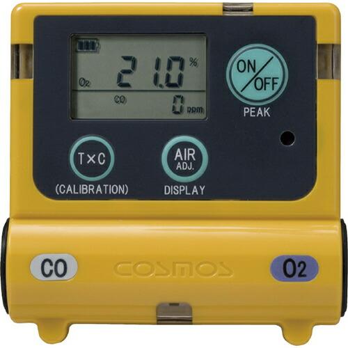 2200シリーズ 酸素・一酸化炭素 XOC-2200 新コスモス電機 [送料無料]