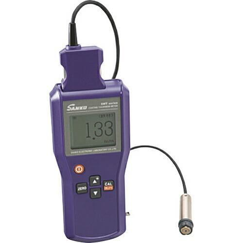【人気商品!】 膜厚計SWT (本体) 電磁式/渦電流式両用 SWT-9100, 【おまけ付】 e22ab825