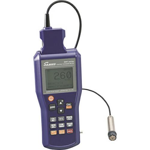 【送料無料】膜厚計SWT (本体) 電磁式/渦電流式両用 SWT-9200