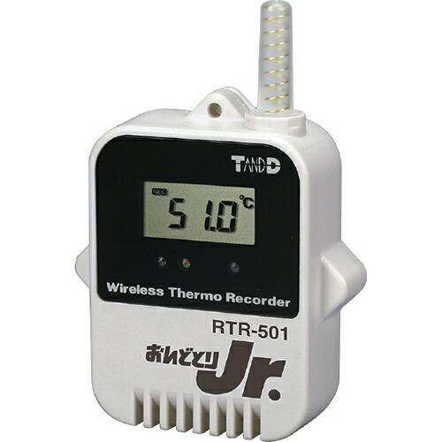 おんどとりJr. Wireless 温度1ch(センサー内蔵) RTR-501 [送料無料]