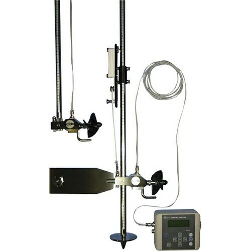 三映式Pタイプ流速計 1型デジタル(中・高速用) P-1D [送料無料]