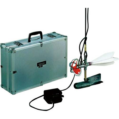 デジタル流速計指示器防水タイプUC-204EXK