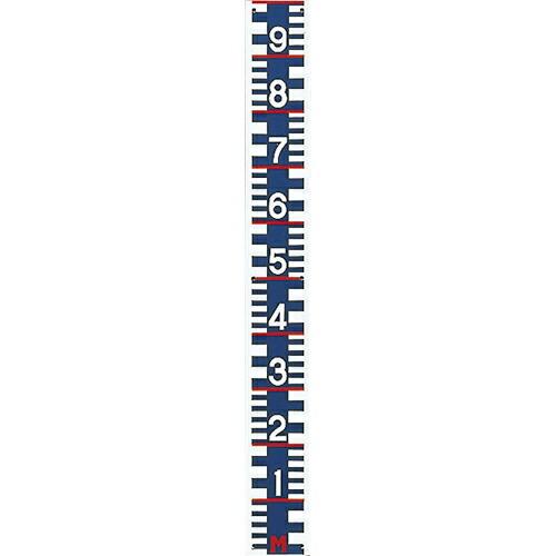 【送料無料】勾配量水標(鋼板メラミン焼付塗装・I型形状のみ) 1割勾配 WLK-10