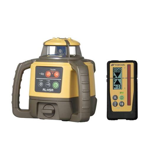 トプコン ローテーティングレーザー RL-H5A+LS-100D(三脚付) 乾電池パッケージ【国内正規品】 [送料無料]