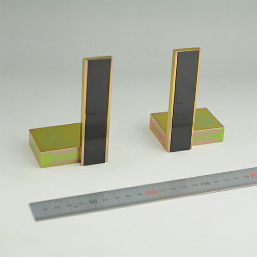 【送料無料】マグネット式実測台 HJM-1L ベースノミ 左側用 ハイビスカス