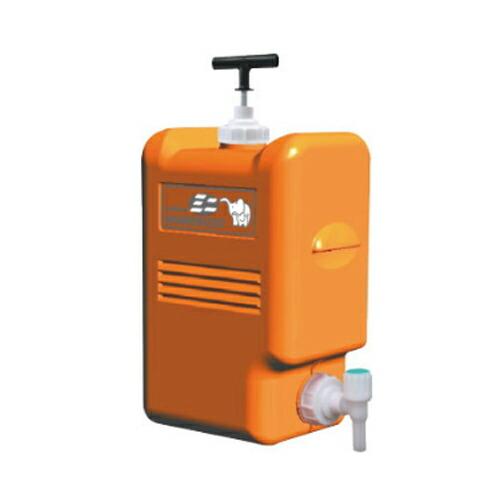 ポリタンク型非常用浄水器 飲めるゾウ ミニ MJMI-02 ミヤサカ工業 [送料無料]
