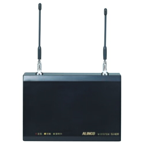 複数同時通話システム DJ-Mシステム 親局(屋内型)単体 DJ-M2R アルインコ [送料無料]