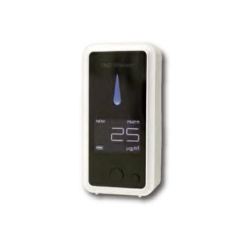 PM2.5 エアモニター ホワイト TH-AI(W) [送料無料]