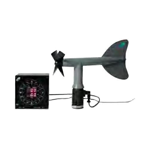 軽量型デジタル指示風向風速計 軽量風向風速計 860-DG24 大田計器 [送料無料]