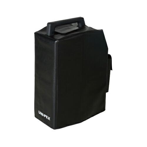 防滴形ハイパワーワイヤレスアンプ WA-7シリーズ用収納カバー WA-1K ユニペックス [送料無料]