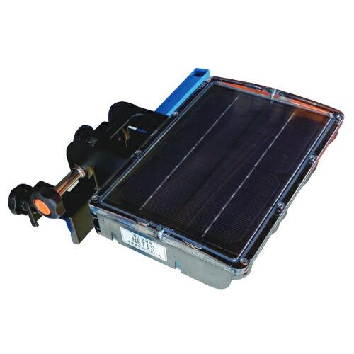 ソーラー式LED看板照明 カンバンライト KLG-007 キタムラ産業 [送料無料]