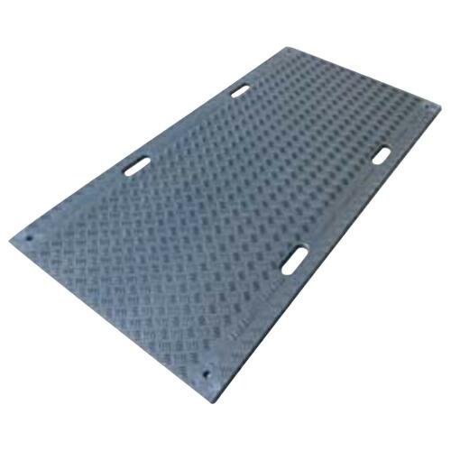BAN BAN(樹脂製敷板) 片面リブ 1,220×2,440 総厚15.5mm 39.5kg アラオ [送料無料]