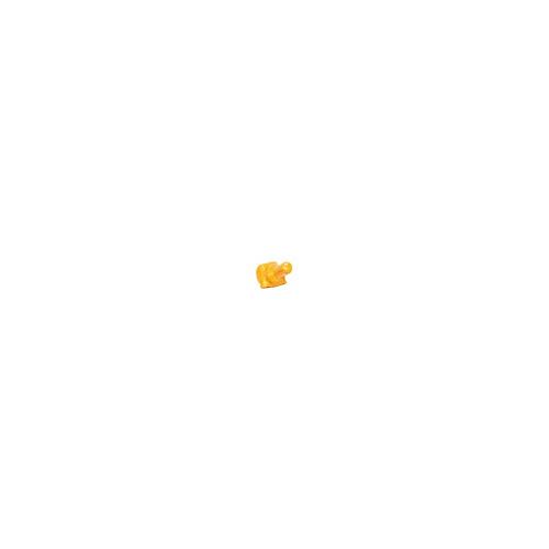 パイプカバー ボルトカバー 300個 オレンジ アラオ [送料無料]