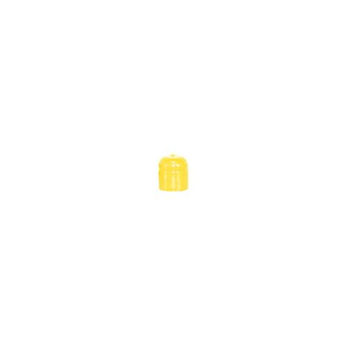 パイプカバー ソフトキャッピカ 200個 48.6φ 黄 アラオ [送料無料]
