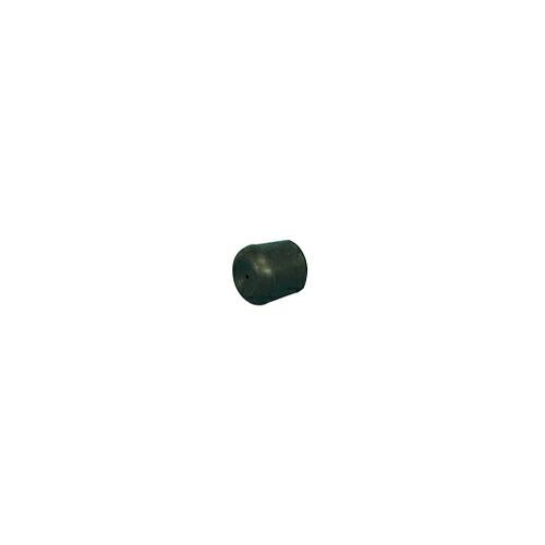 単管ゴムキャップ 100個 48.6φ 黒 アラオ [送料無料]