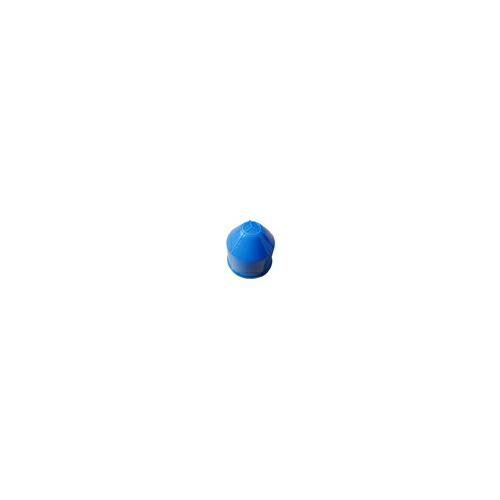 【送料無料】ハイキャップ F型 1000個 青 アラオ