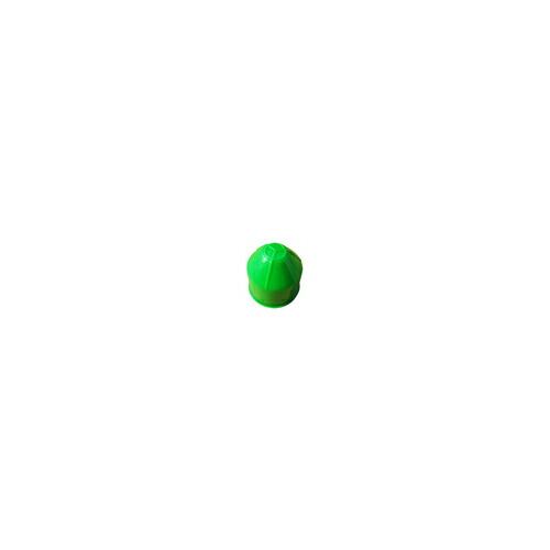 ハイキャップ F型 1000個 緑 アラオ [送料無料]