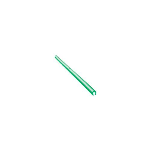 H鋼フランジガード 50本 1M グリーン アラオ [送料無料]